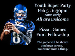 Super Party for Youth and Families