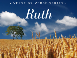 Ruth Sermon Series