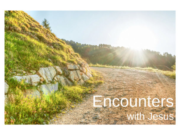Encounters With Jesus Sermon Series | Vine Street Baptist Church