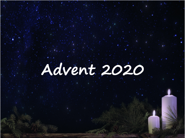 Advent: The Messy Business of Hope